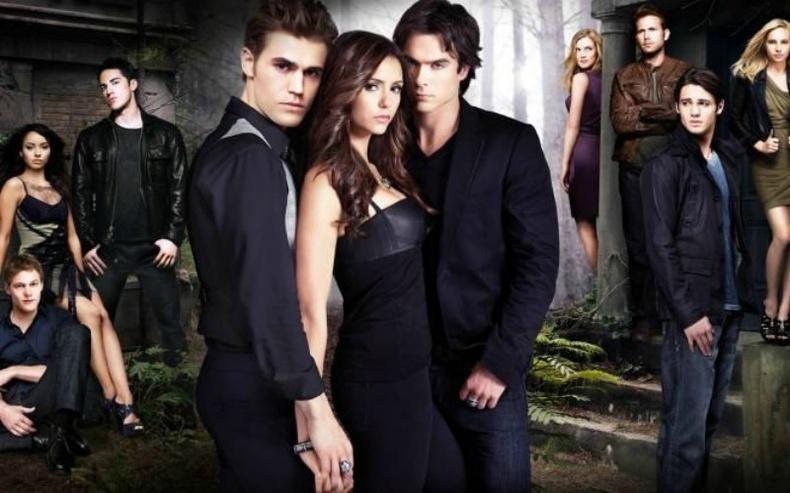 """The Vampire Diaries""  (8 улирал)"