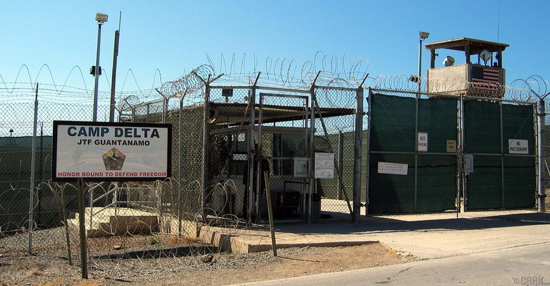Гвантанамогийн шорон