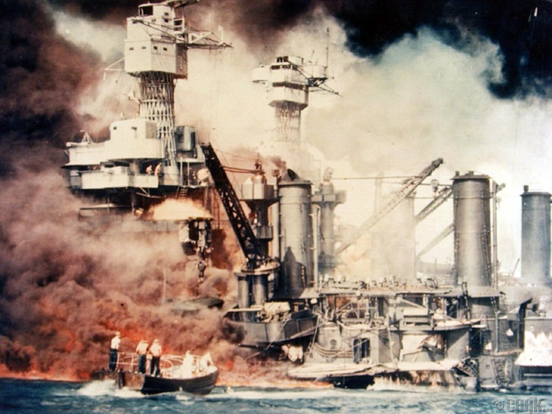 АНУ-ын Засгийн газар Япончуудыг довтлохоос өмнө Япон иргэдийн асуудлаар хэлэлцчихсэн байсан