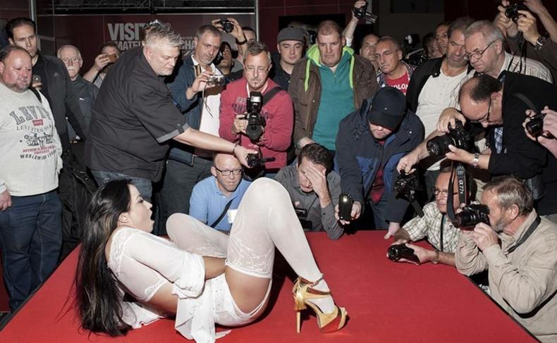 Германд болдог секс фестиваль