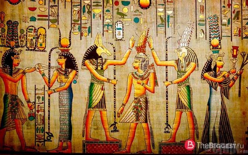 Эртний Египетийн соёл иргэншил (МЭӨ 3100-332 он)