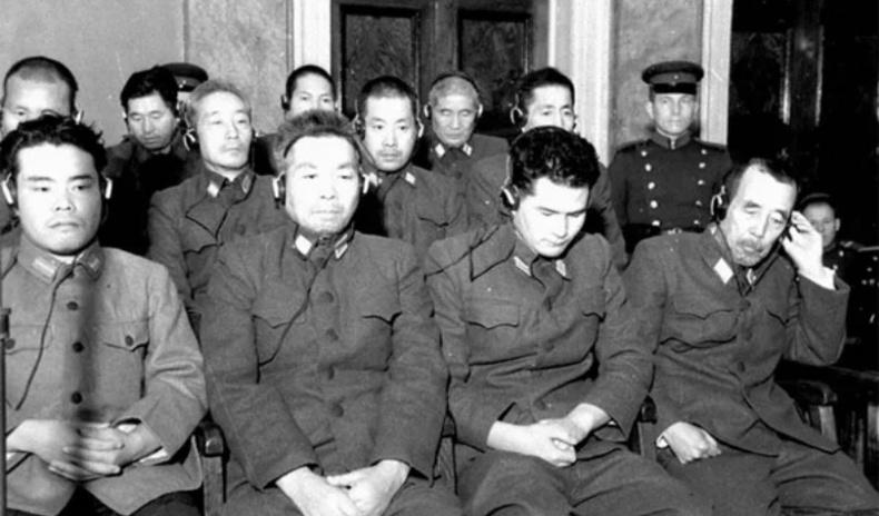 Японы аймшигт 731-р отрядын гишүүдэд хожим юу тохиолдсон бэ?