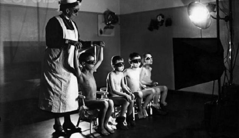 """Нацистуудын """"Супер Ари хүүхэд"""" бүтээх туршилт"""