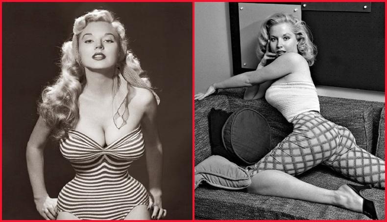 1950-иад оны хамгийн дур булаам бүсгүй