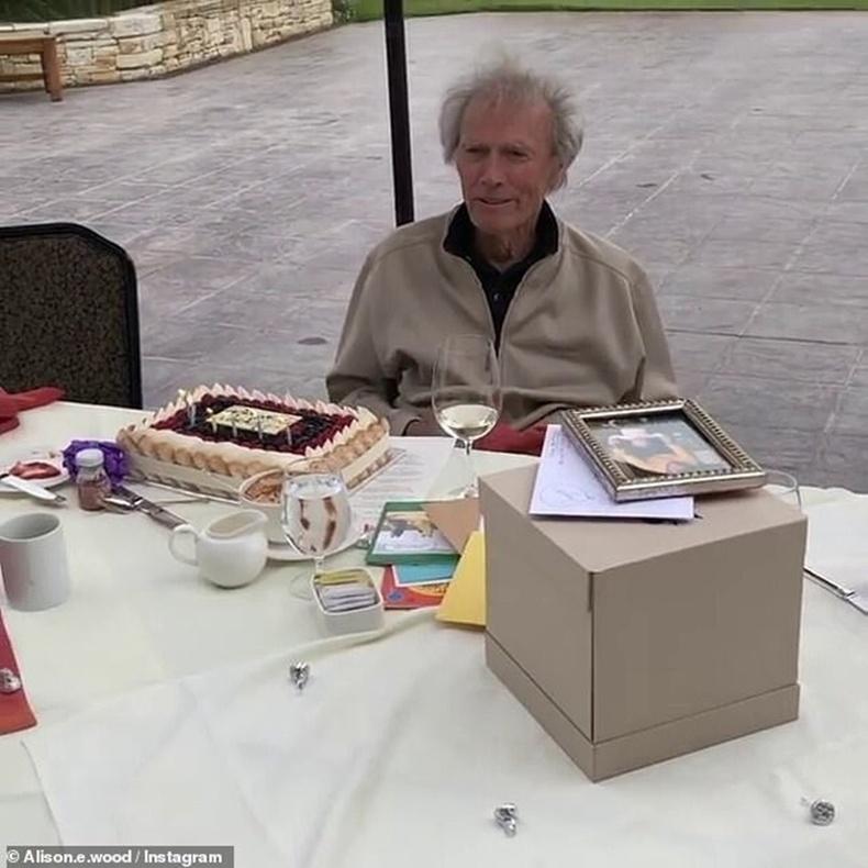 Клинт Ийствуд (Clint Eastwood) - 90 настай