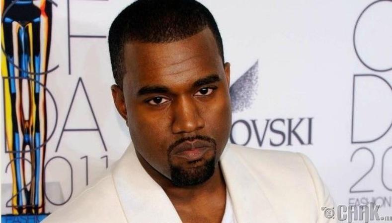Кени Уэст ( Kanye Omari West;)