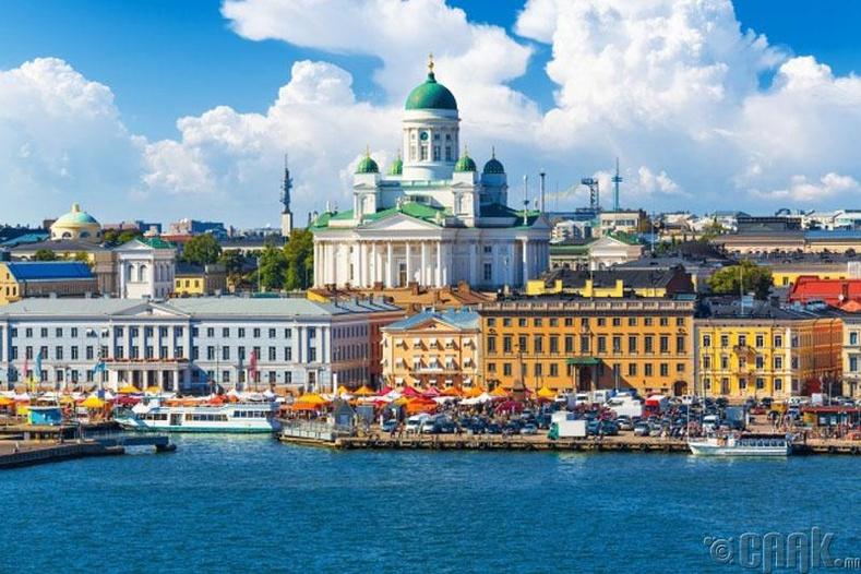 Хельсинки хот (Финлянд) - 95.6 оноо