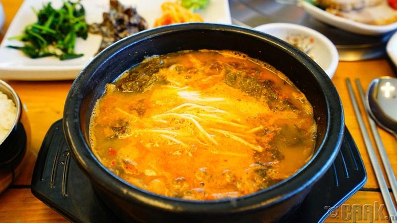 Чуёо тан (Chueo-tang)