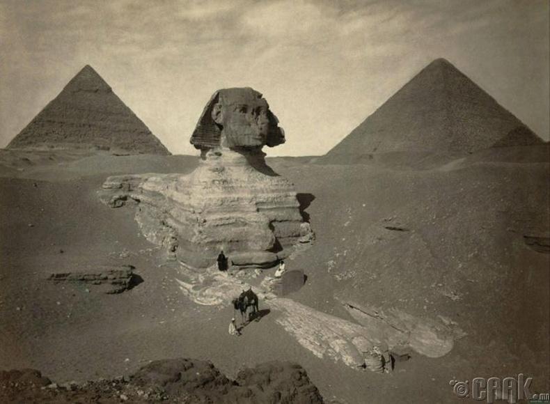 Эрдэмтэд Египетийн тухай буруу ойлгодог