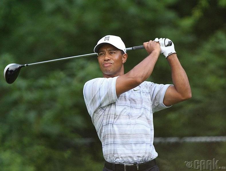 Тайгер Вүүдс (Tiger Woods)