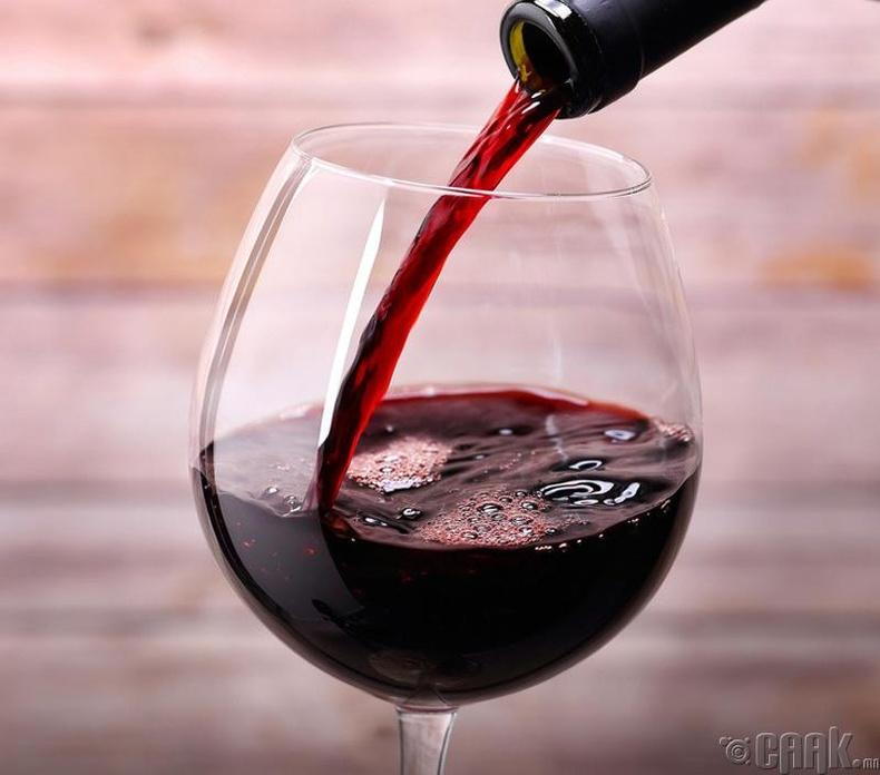 Улаан дарс - Сайн чанарын дарс уугаарай
