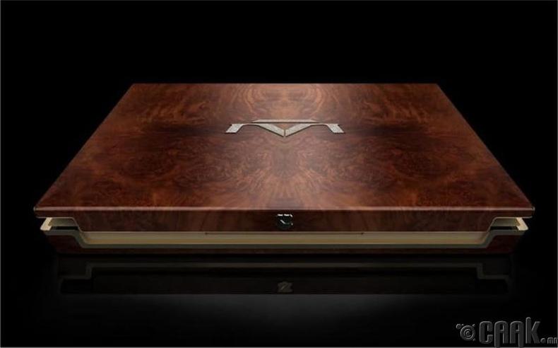 """Luvaglio"" зөөврийн комьпютер- 1 сая доллар"