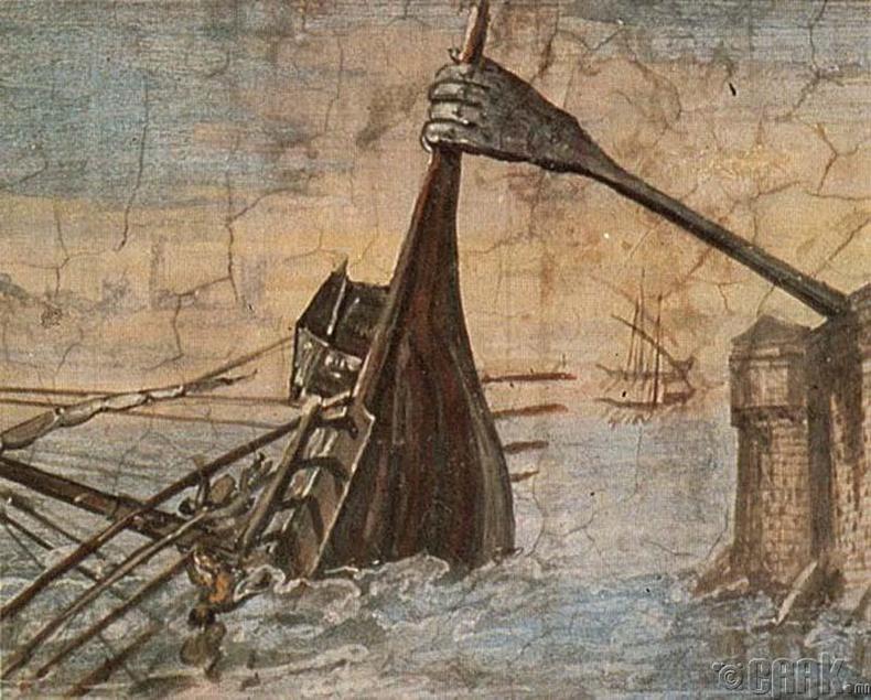 Архимедийн савар