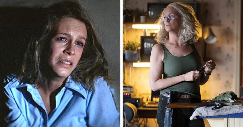 Лаури Строд (Laurie Strode)