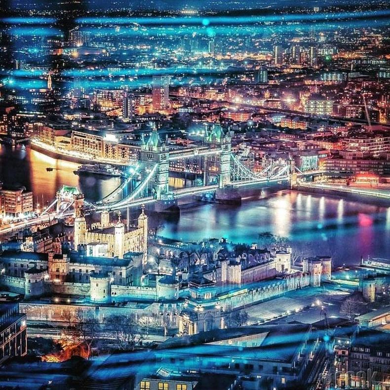 Лондон хотын төгс үзэмж