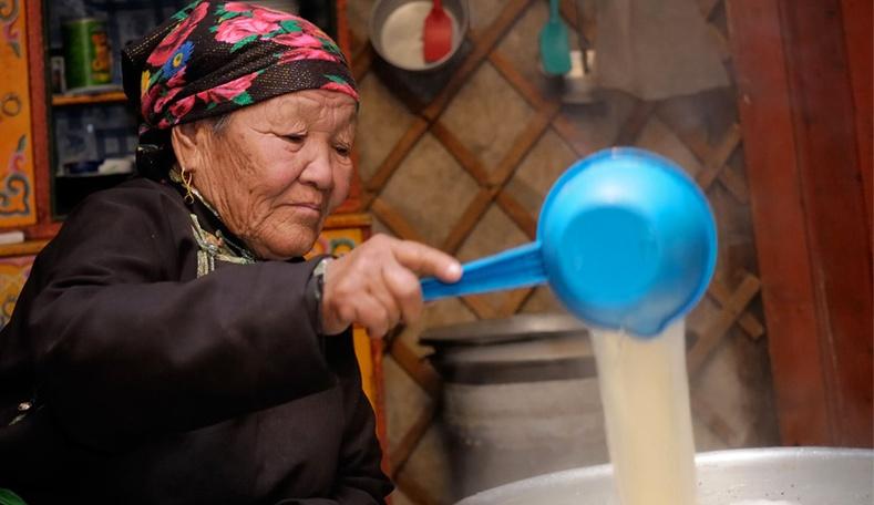 Монголчуудын сүү, сүүн бүтээгдэхүүнийг хэрэглэж, шингээх чадвар эрдэмтдийн тархийг гашилгасаар...