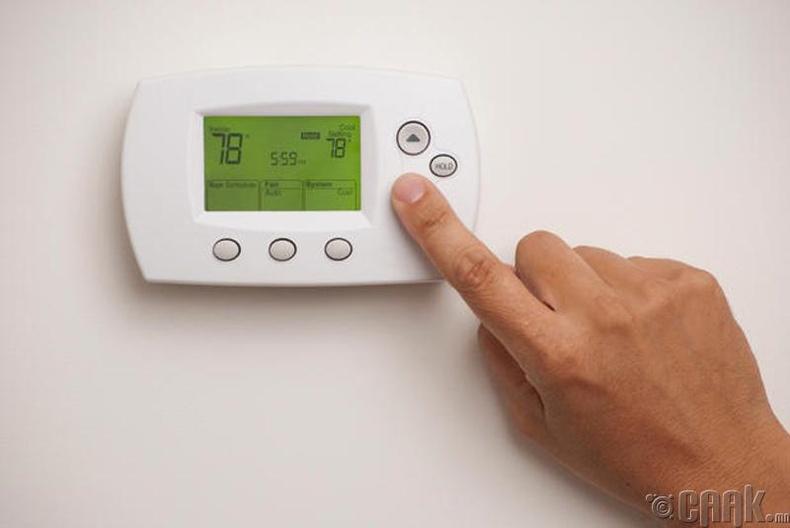 Температур хэмжигч