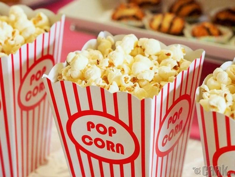 Кинотеатрт попкорн авах