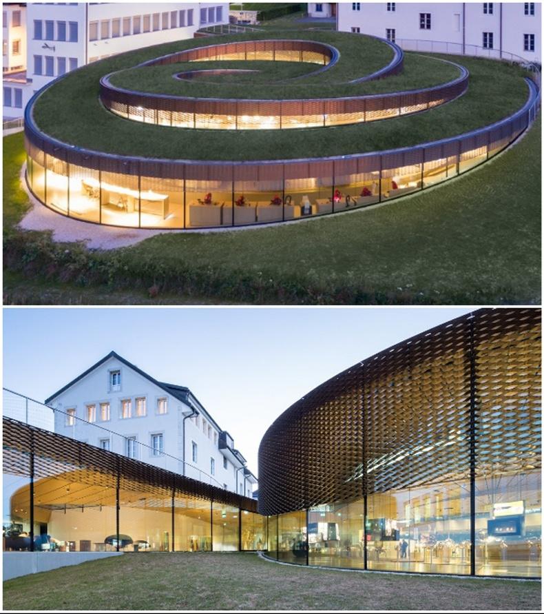 """""""Bjarke Ingels Group""""-ийн Музей (Швейцар)"""