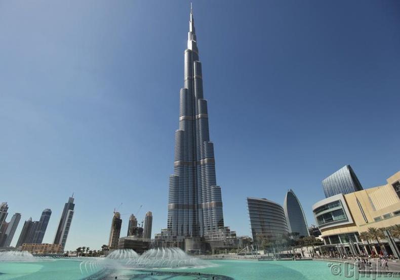 Дэлхийн хамгийн өндөр байгууламж юу вэ?