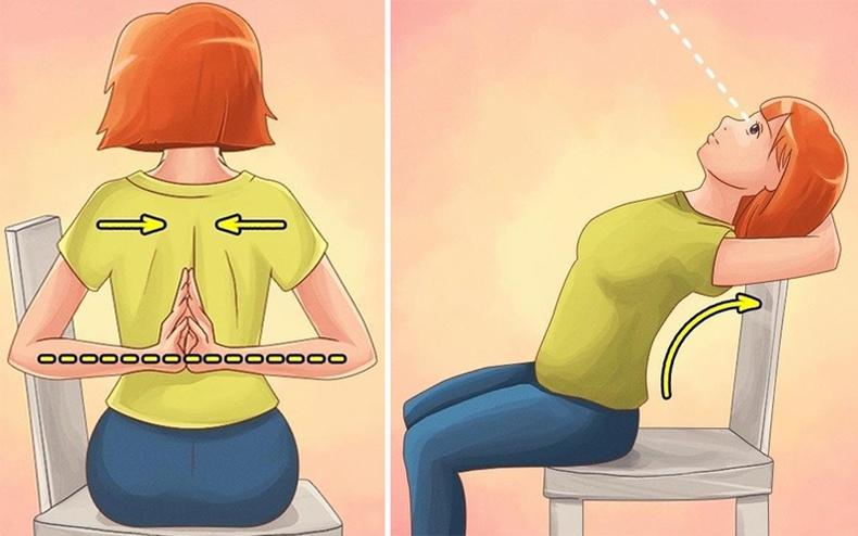 Эдгээр дасгалыг хийгээд, нурууны бөгтрөө засаарай!