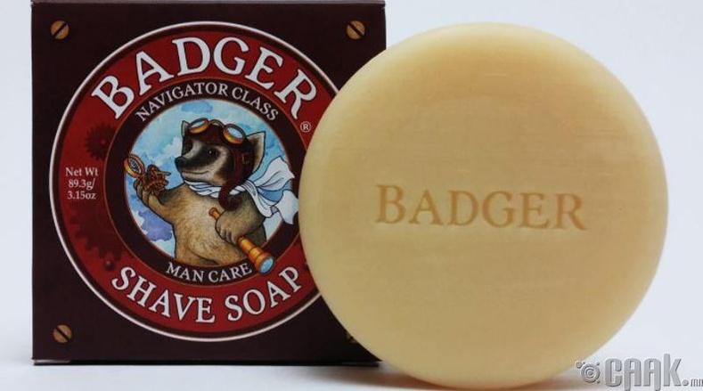 """Badger"" органик биеийн саван"