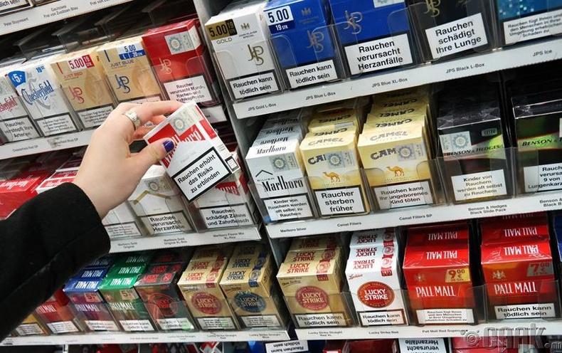 Тамхины тухай хууль