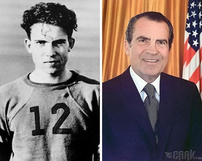 АНУ-ын 37 дахь Ерөнхийлөгч Ричард Никсон