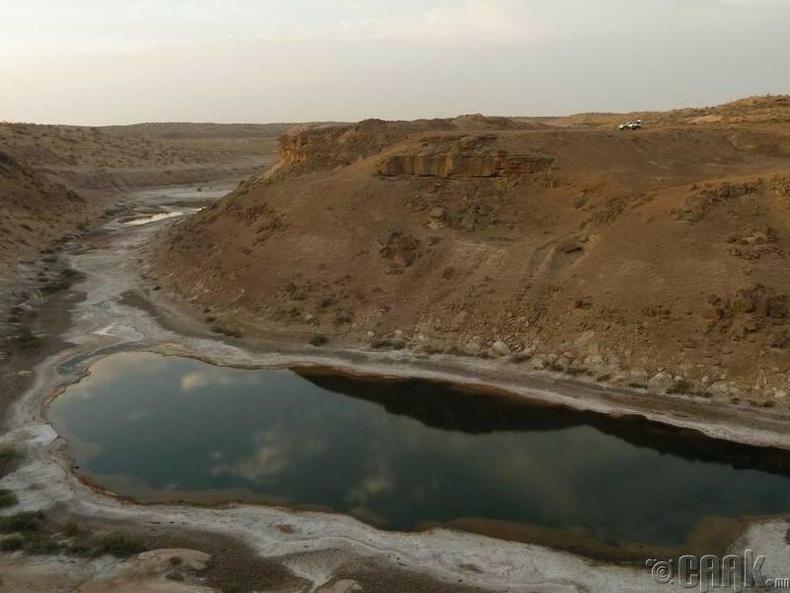 Туркменистаны усжуулах суваг