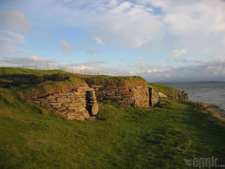 """""""Nep of Howar"""", Шотланд"""