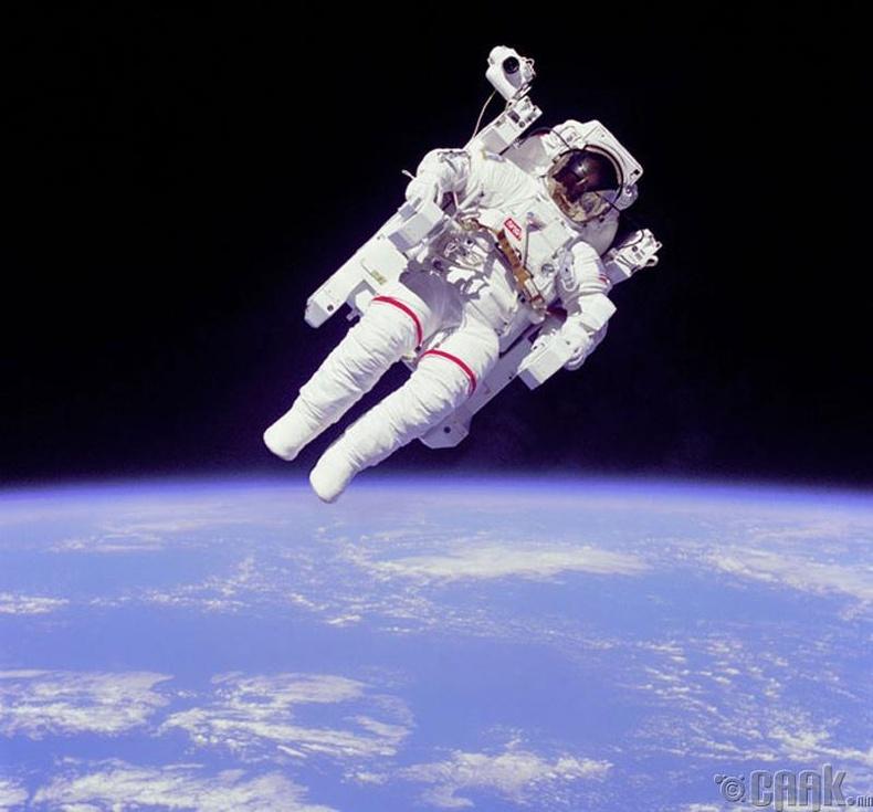 Задгай сансарт таталцлын хүч үйлчилдэг үү?