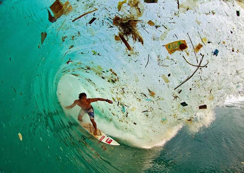 Индонези, Жава, Хог хаягдлын серфинг