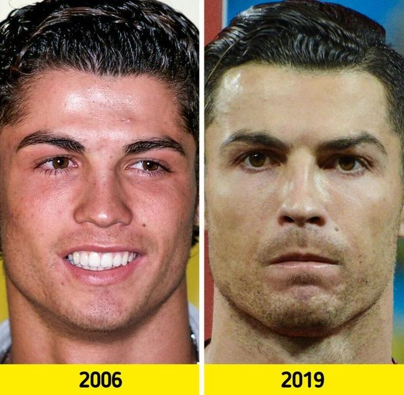 Португалын хөлбөмбөгчин Кристиано Рональдо (Cristiano Ronaldo)