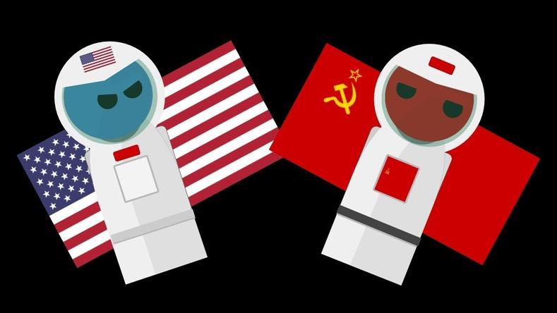 ЗХУ болон АНУ-ын сансрын уралдаанд хэн нь ялсан бэ?