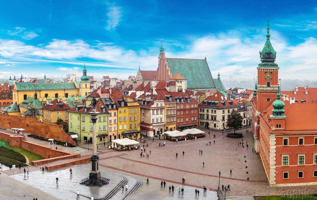 Варшав, Польш - 192.29 доллар