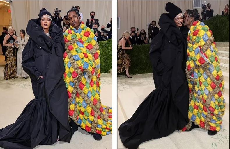 Рианна (Rihanna) найз залуу ASAP Rocky-ийн хамт