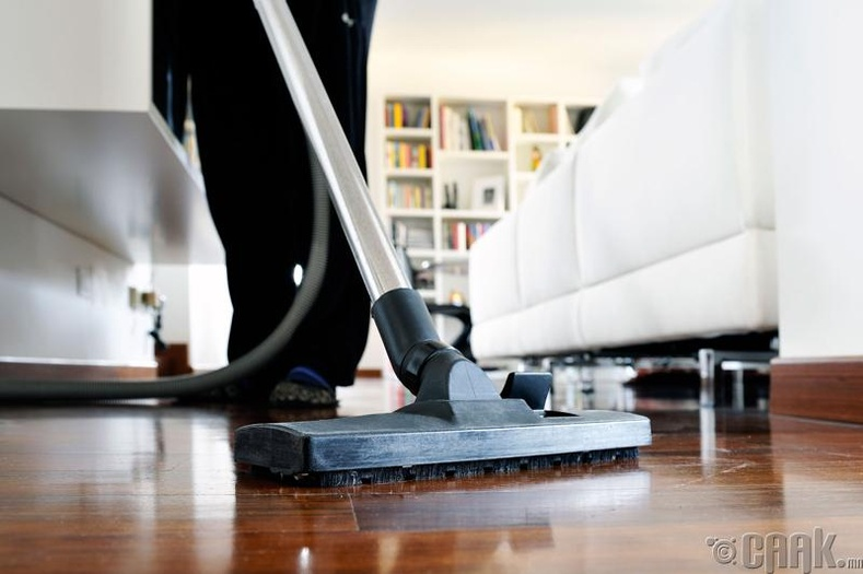 Агаар цэвэршүүлэх