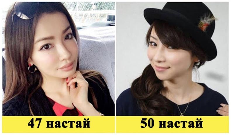 Япон бүсгүйчүүдийн наснаасаа залуу харагддаг нууц жор