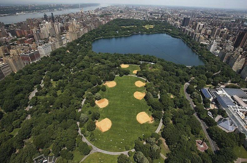 Төв Парк - Нью-Йорк