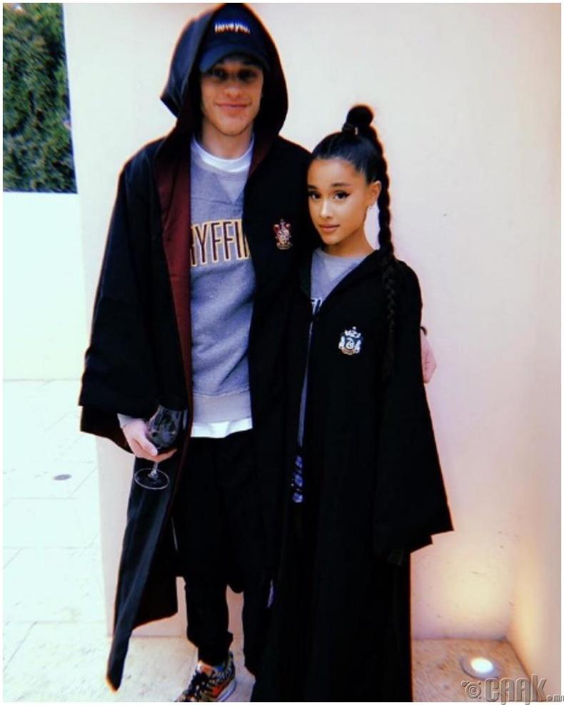 Дуучин Ариана Гранде (Ariana Grande)-гийн шинэ хайр дурлал