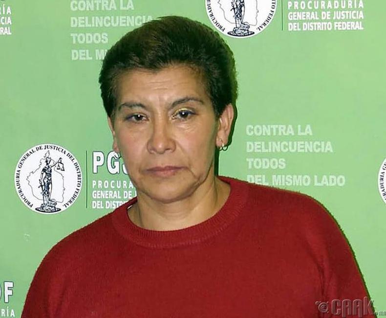 Хуана Барраза (Juana Barraza)