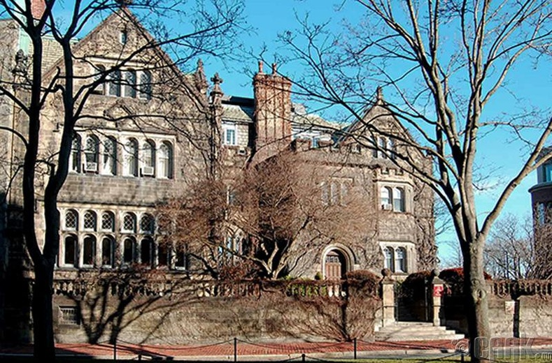 Бостон хотын их сургууль