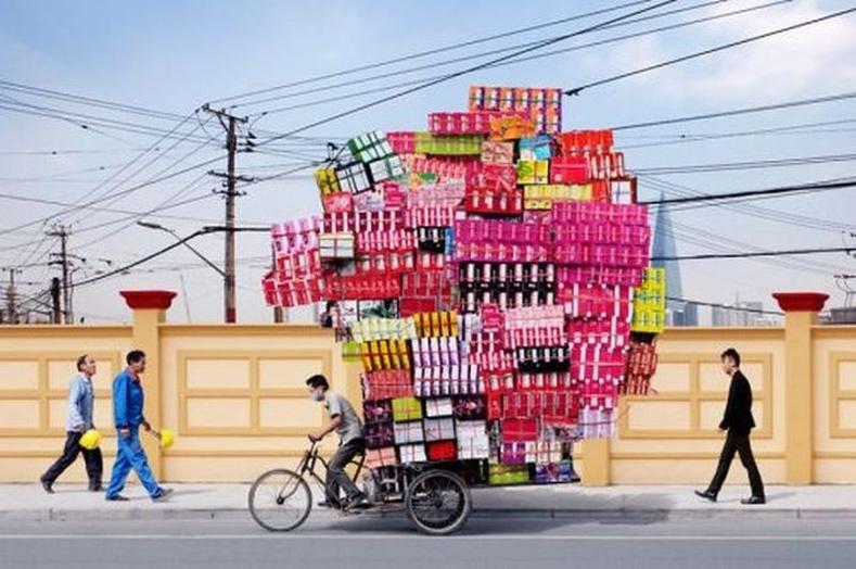 Хятадад хааяагүй харах дүр зураг