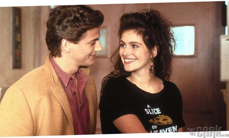 "Жулия Робертс  (Julia Roberts) - ""Mystic Pizza"", 1988 он"