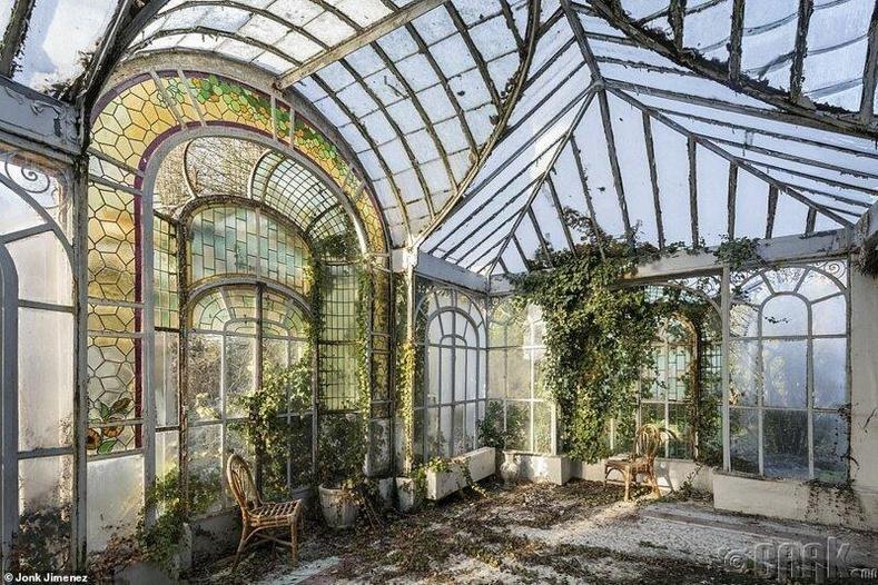 Франц дахь орхигдсон цэцэрлэг, Жонатан Хименес