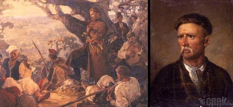 Устим Кармалиук (Ustim Karmaliuk)