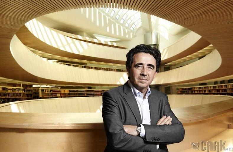 Сантьяго Калатрава (Santiago Calatrava)