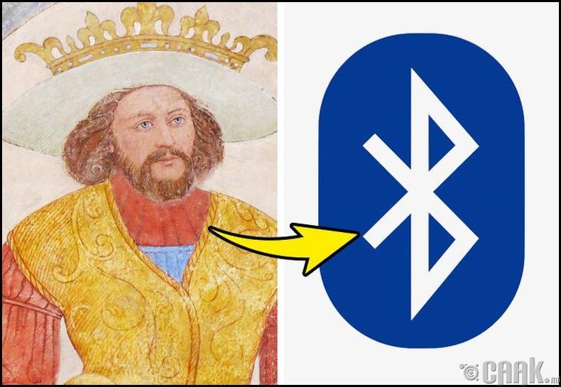 """Bluetooth буюу """"Хөх шүд"""": Харальд I Синезубый"""