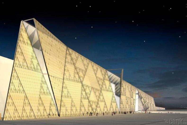 Их Египетийн музей, Египт