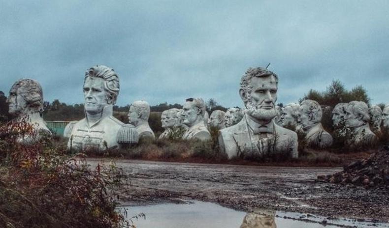 Харахад ер бусын мэдрэмж төрүүлэх хаягдсан газрууд (30 фото)